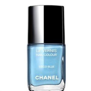 Chanel Le Vernis Coco Blue