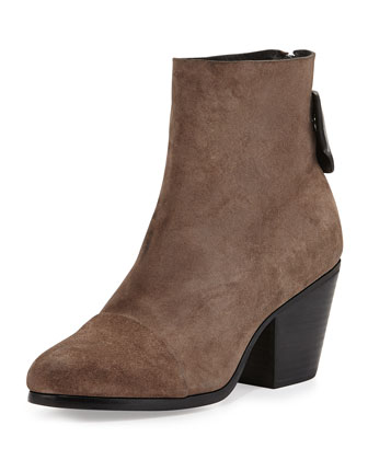 Rag & Bone Ryland Suede Ankle Boot