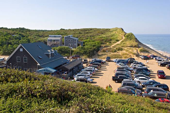 The Beachcomber At Cahoon Hollow Beach In Wellfleet Ma On Cape Cod Is By No Means Fine Dining But It Quintessential Its Best